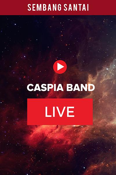SEMBANG SANTAI : Live Bersama Artis Caspia Band