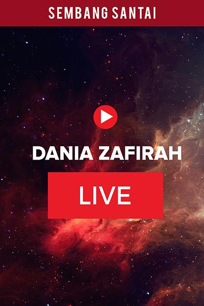 SEMBANG SANTAI  :  Live Bersama Artis Dania Zafirah (Vol 3)