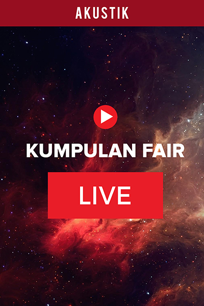 ACOUSTIC  :  Live Bersama Artis Kumpulan Fair