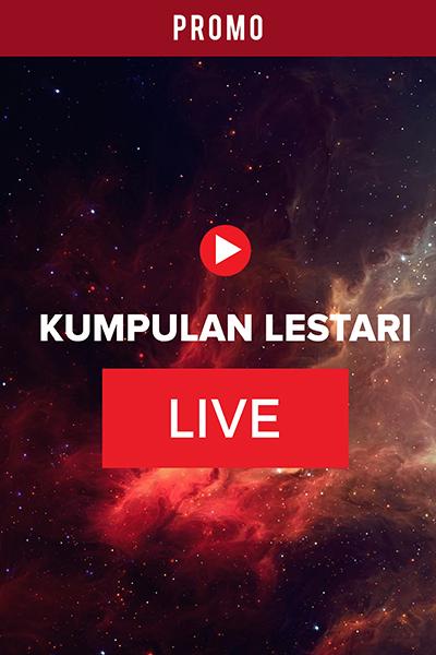PROMO : Live Bersama Kumpulan Lestari
