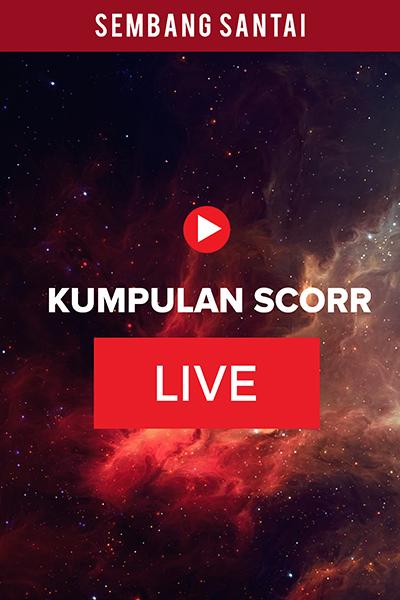 SEMBANG SANTAI  :  Live Bersama Artis Kumpulan Scorr