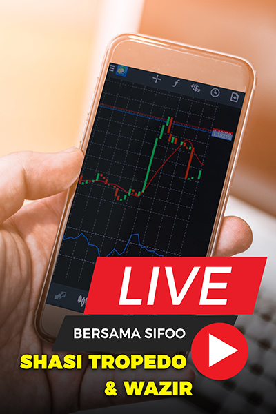 LIVE BERSAMA SIFOO :  Sifo Shasi Tropedo & Wazir