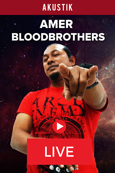 ACOUSTIC : Live Bersama Amer Bloodbrothers