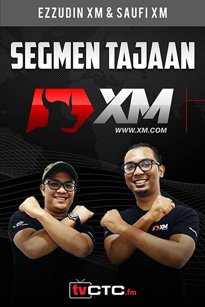 SEGMEN TAJAAN : Tajaan XM  (bersama  Mohd Ezzudin & Saufi )
