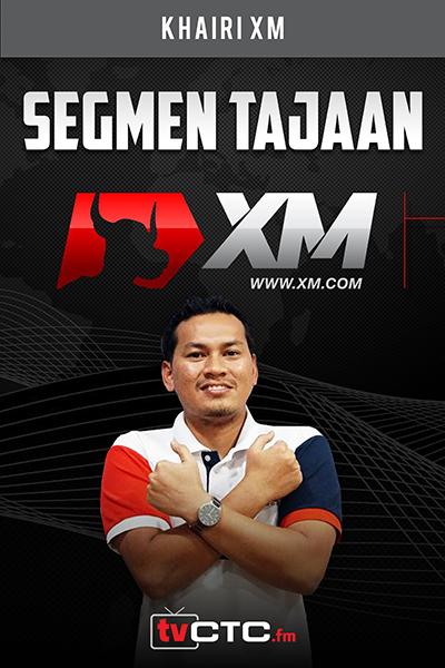SEGMEN TAJAAN : Tajaan XM (bersama Khairi XM)