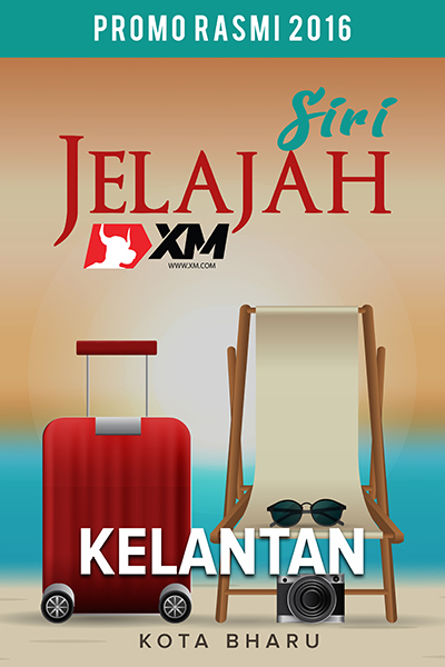 Promo RASMI Kota Bharu , KELANTAN Road - Tour 2015