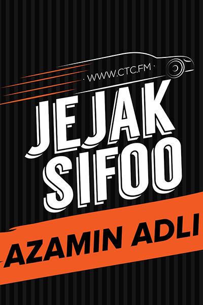 JEJAK SIFOO : bersama Azamin Adli