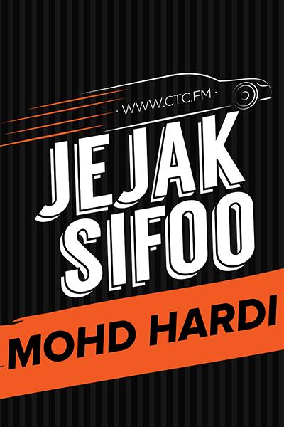 Jejak sifoo bersama Mohd Hardi