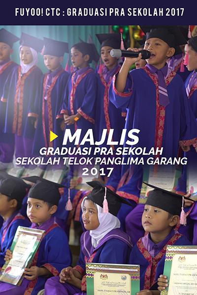 Majlis Graduasi Pra Sekolah SK Telok Panglima Garang 2017