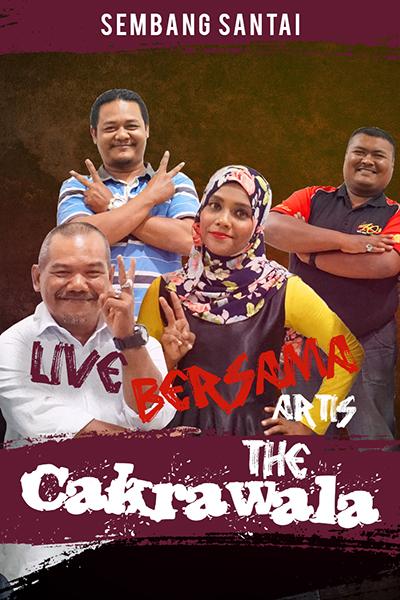 SEMBANG SANTAI  : Live Bersama The Cakrawala