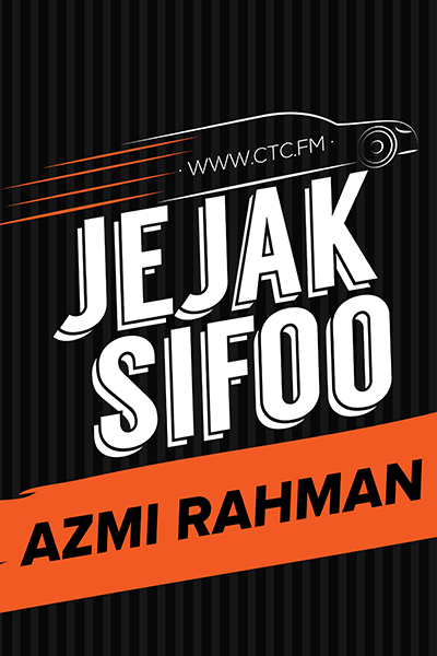 Jejak sifoo bersama Azmi Rahman