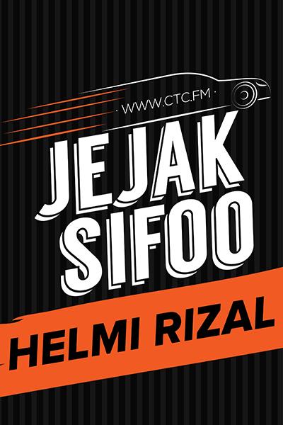 Jejak Sifoo bersama Helmi Rizal