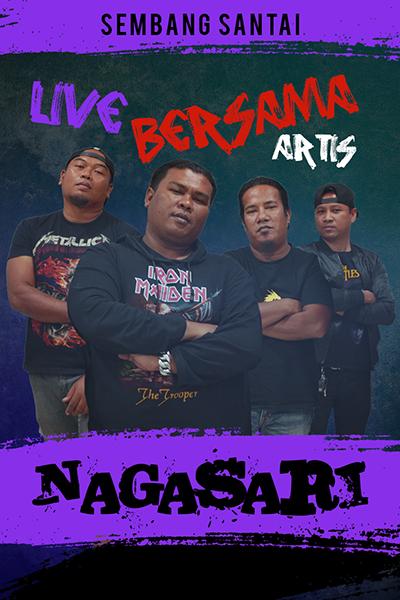 SEMBANG SANTAI  : Live Bersama NAGASARI