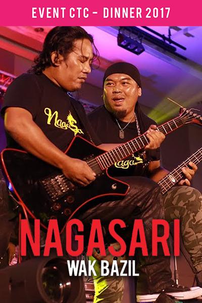 Nagasari - Wak Bazil [Majlis Makan Malam CTC.fm 2017]