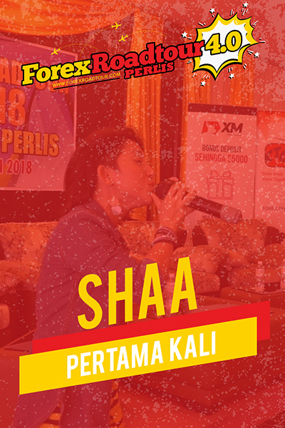 Shaa - Pertama Kali [Forex Roadtour 4.0 Perlis]