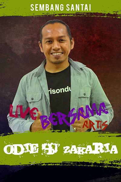 SEMBANG SANTAI : Live Bersama Odie Hj Zakaria