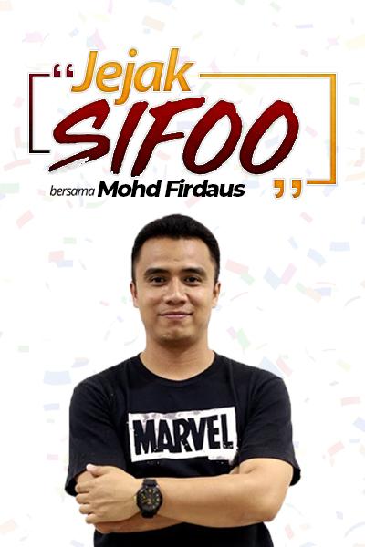 JEJAK SIFOO : Bersama Mohd Firdaus