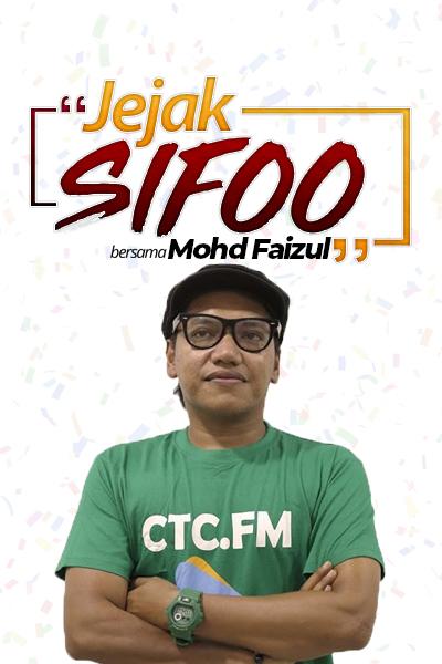 JEJAK SIFOO Bersama Mohd Faizul