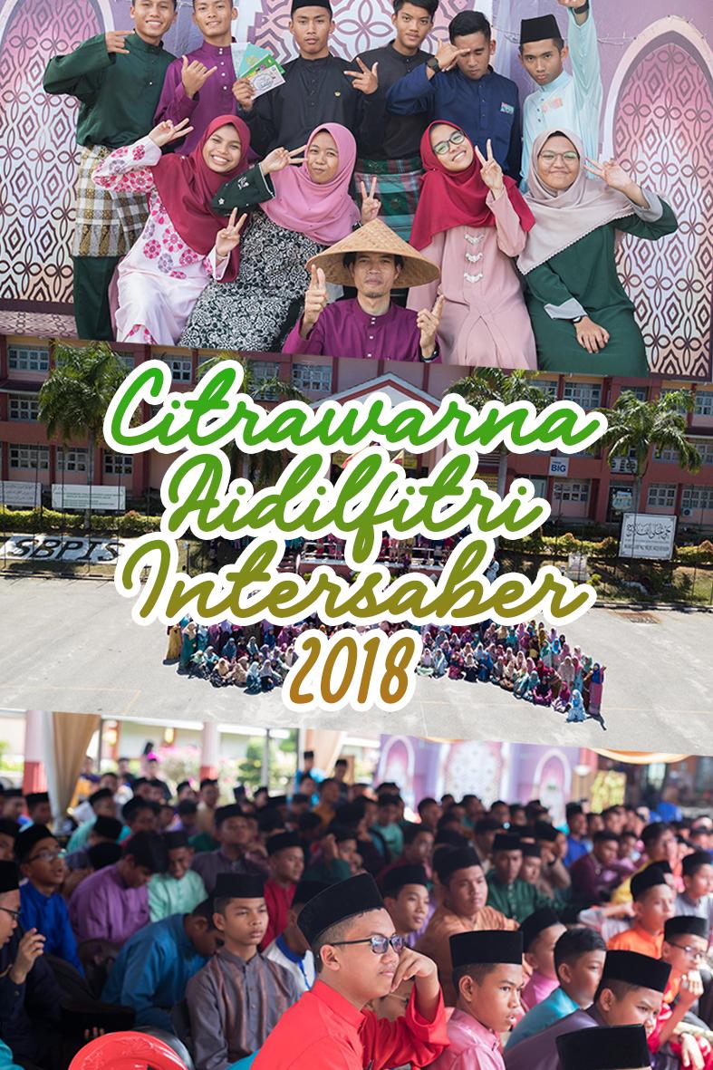 Citrawarna Aidilfitri Intesaber 2018