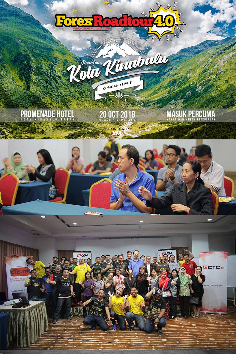 Forex Roadtour 4.0 - Sabah