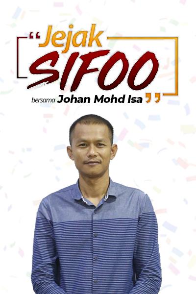 SIFOO : Bersama Johan Mohd Isa