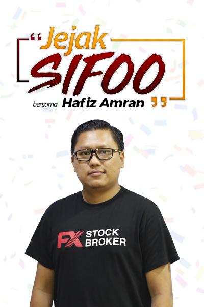 JEJAK SIFOO : Bersama Hafiz Amran