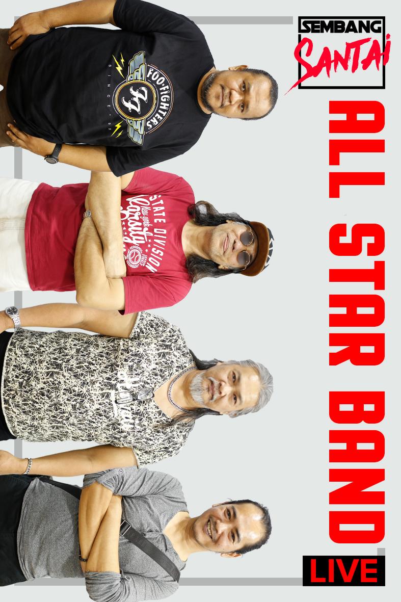 SEMBANG SANTAI : All Star Band