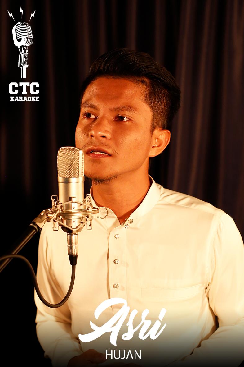 [Karaoke @ CTC] Asri - Hujan (Sudirman)