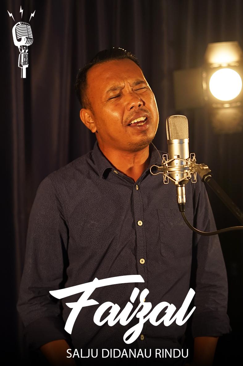 [Karaoke @ CTC] Faizal - Salju Didanau Rindu (Mamat)