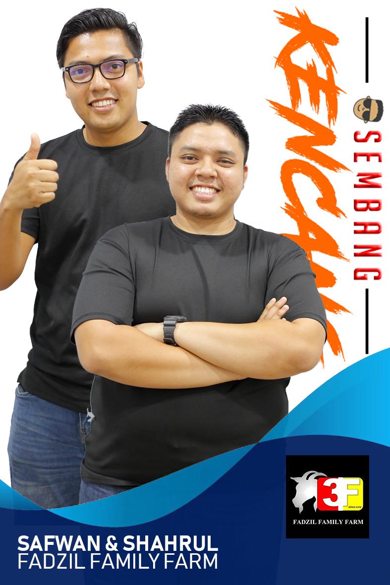Sembang Kencang! bersama Fadzil Family Farm