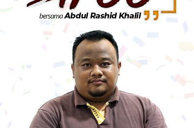 JEJAK SIFOO : Bersama Abdul Rashid Khalil