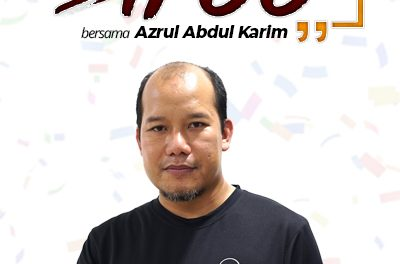 JEJAK SIFOO : Bersama Azrul Abdul Karim