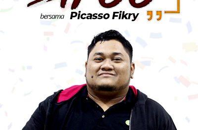 JEJAK SIFOO : Bersama Picasso Fikry