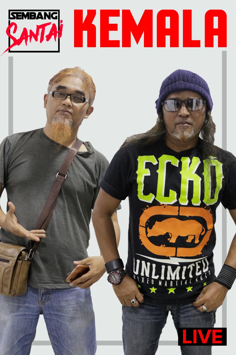 SEMBANG SANTAI : KEMALA Band