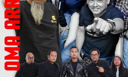 SEMBANG SANTAI : kumpulan Scorr feat. Oma dan kumpulan Arrow