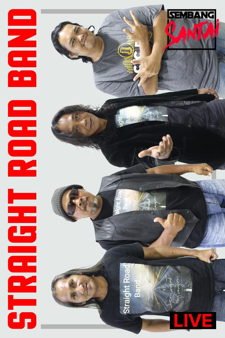 SEMBANG SANTAI : Straight Road Band