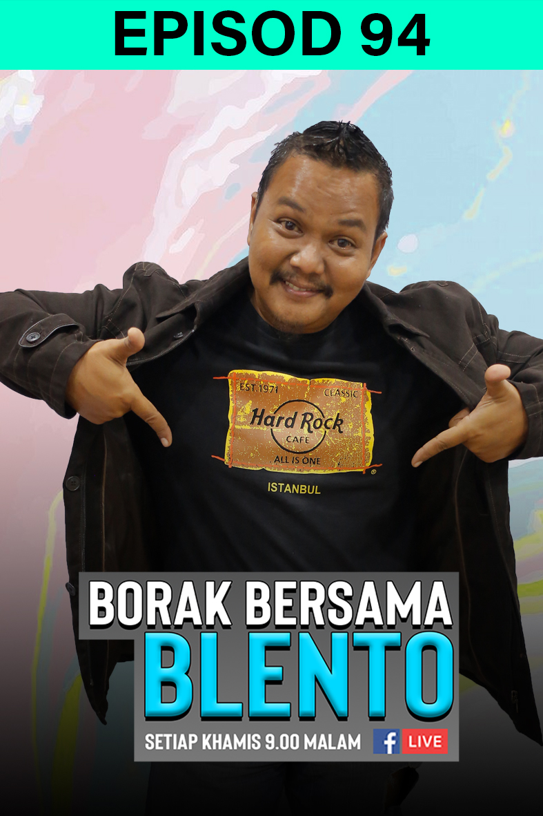 BORAK BERSAMA BLENTO 94