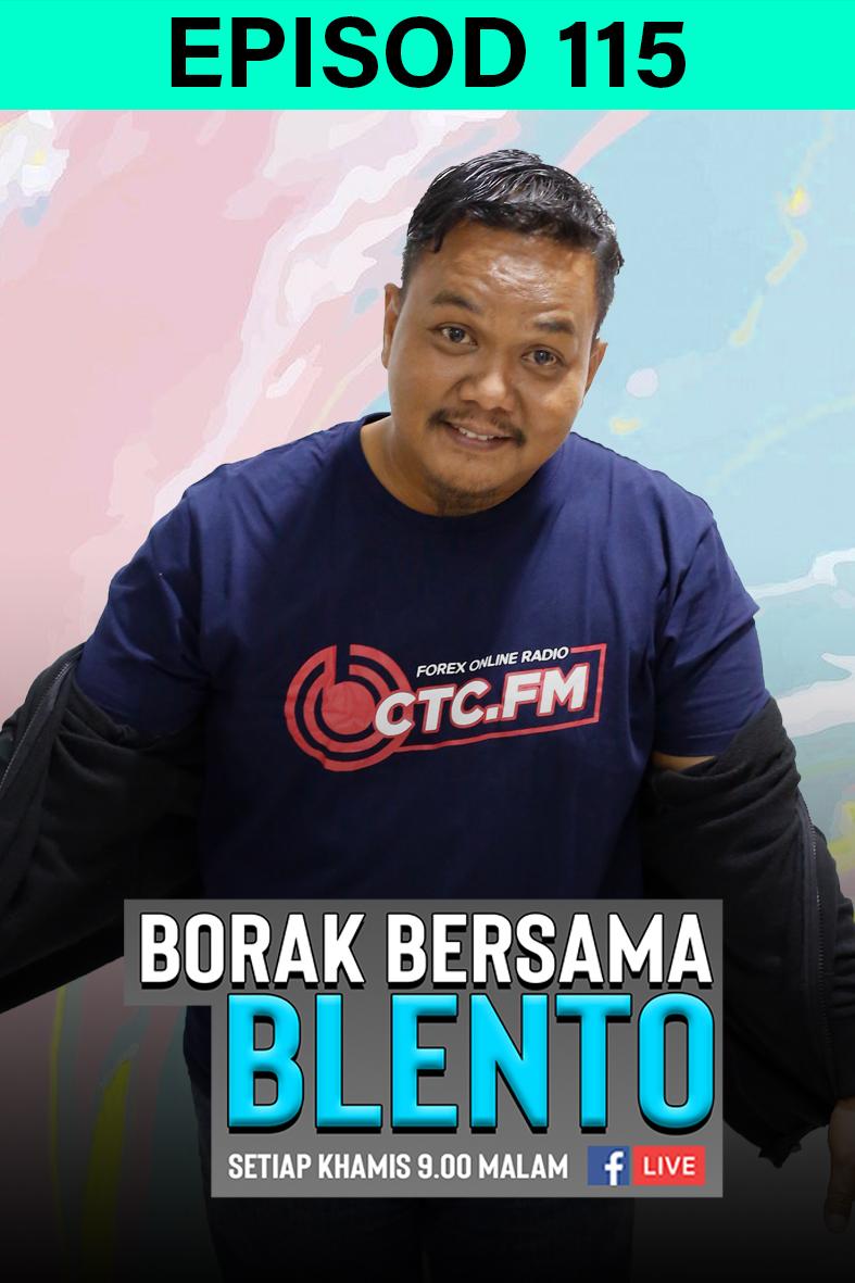 BORAK BERSAMA BLENTO 115