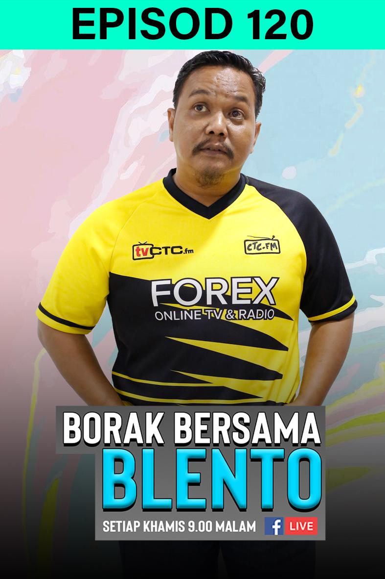 BORAK BERSAMA BLENTO 120
